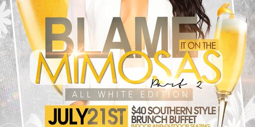 Blame it on the mimosa's part 2
