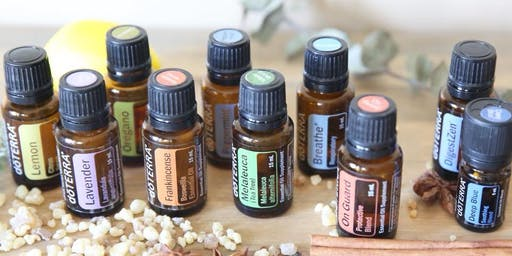 Essential Oils 101 - Transform Your Health