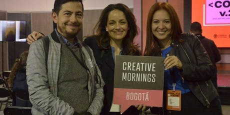 Encuentro Nacional de Fotoreportaje: Charla de marca personal a cargo de Creative Mornings entradas
