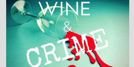 Wine and Crime Podcast tickets