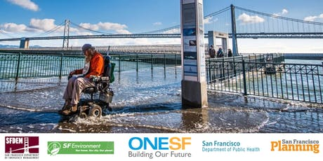 SF Hazards & Climate Resilience: People with Disabilities + Older Adult Stakeholders tickets