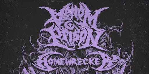 Venom Prison, Homewrecker, Great American Ghost at Revolution Music Hall!