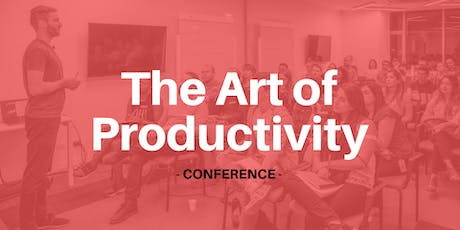 Workshop // The Art of Productivity tickets