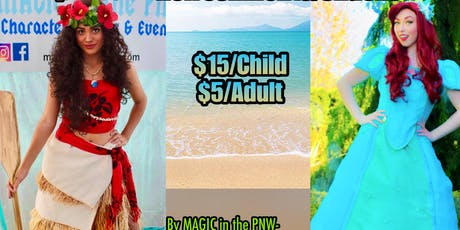MOANA & ARIEL HANG OUT tickets