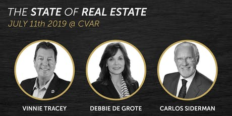 The State of Real Estate - Hear Industry Leaders Speak tickets