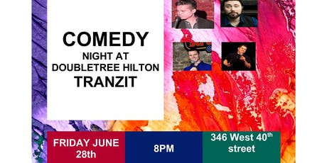 FREE COMEDY NIGHT AT HIGHBAR/TRANZIT RESTAURANT tickets
