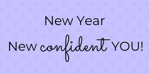 New Year, New Confident You!