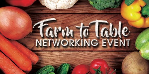 Goldkap Farm To Table Business Networking Event