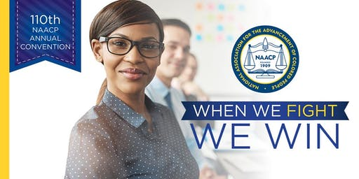 NAACP National Convention Diversity Career Fair