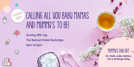 Mummy's Day Out tickets