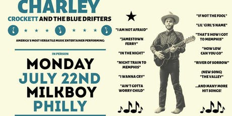 Charley Crockett tickets