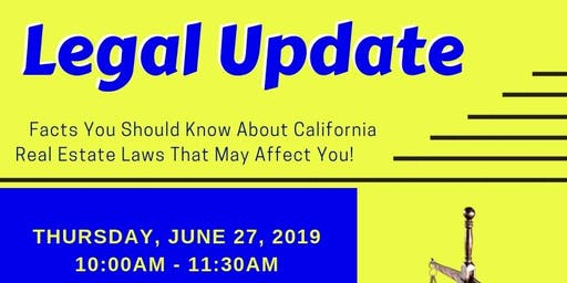 Legal Update - Neil Kalin, Esq