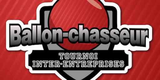 Tournoi inter-entreprises de ballon-chasseur - 2e édition