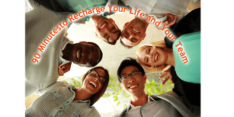 """""""Aha"""" Insights - 90 Minutes to Recharge Yourself and Your Business tickets"""