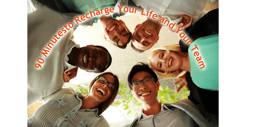 """""""Aha"""" Insights - 90 Minutes to Recharge Yourself and Your Business"""