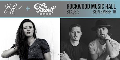 Emily Scott Robinson  w/The Talbott Brothers tickets