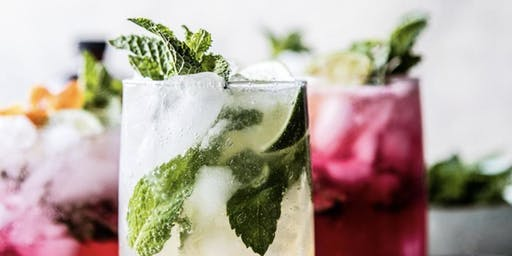 Wildcraft Kitchen presents: Kombucha, Kvass, and Cocktails