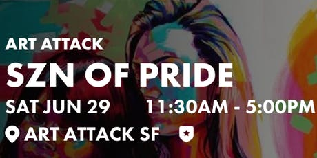 SZN of PRIDE tickets