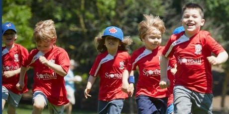 Soccer/Baseball Free Trial Class in Marine Park ages 18mons-8yrs  tickets