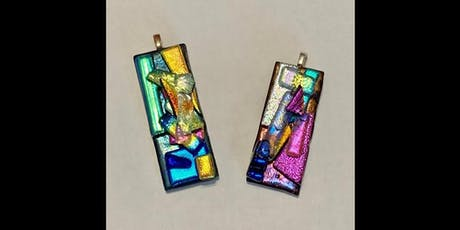 Make Your Own Stacked Dichroic Glass Pendant - Friday, August 2 at 8:15am tickets