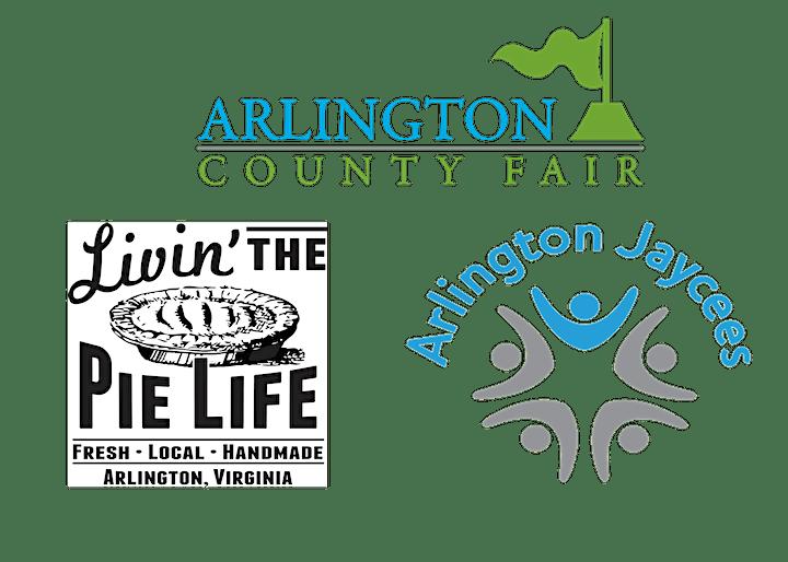 2021 Arlington County Fair Pie Eating Championship image