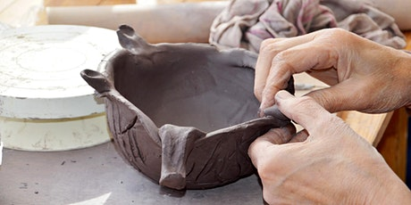 Pottery: Handbuilding in Clay tickets