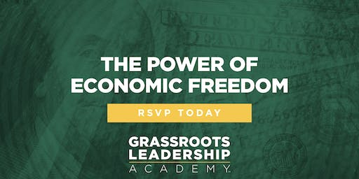 AFP Foundation TX - Insight to Action: Power of Economic Freedom - McAllen