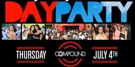 CIROC PRESENTS 4TH OF JULY DAY PARTY AT COMPOUND tickets