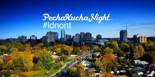 PechaKucha Night #ldnont