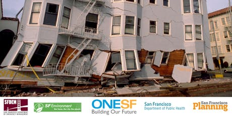 SF Hazards & Climate Resilience: Housing Stakeholders tickets