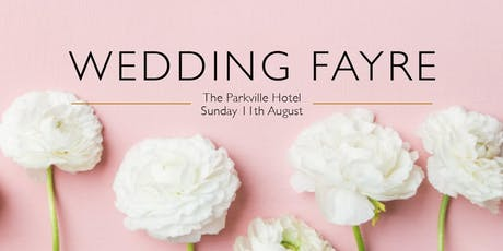 Wedding Fayre tickets
