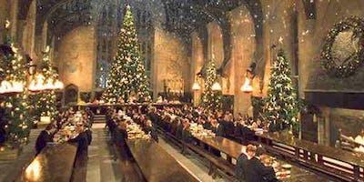 """Hogwarts School"" -Magic Mojo Bag Making Class For Psychic Kids!"