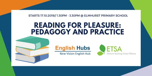 Reading for Pleasure: pedagogy and practice
