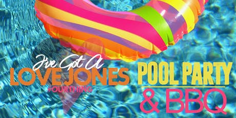 #IGALJ Pool Party & BBQ tickets