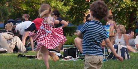 Summer Concerts at Charlestown Navy Yard tickets