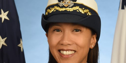 PCNC Welcomes USCG's Captain Marie Byrd