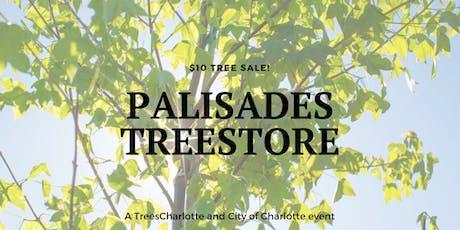 Palisades TreeStore tickets