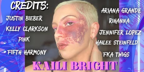 Heavy Hitter of Hip Hop by Kaili Bright tickets