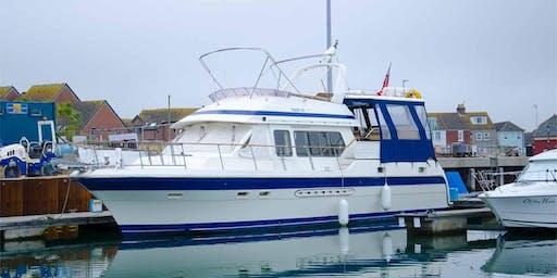 RYA Helmsman Course - Motor Cruising - Poole, Dorset