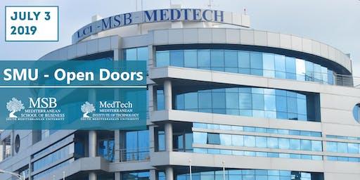 SMU - Open Doors