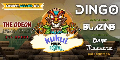 Kukui Music Festival | Cleveland, OH tickets