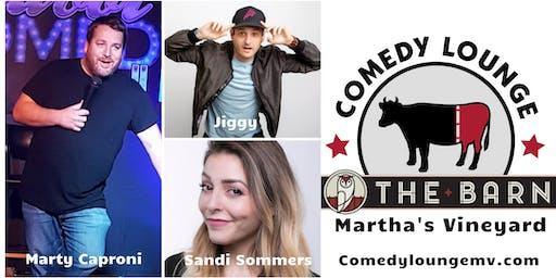 Stand Up Comedy: Marty Caproni - Jiggy- Sandi Summers