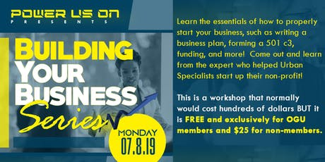 Building Your Business Series - All ABOARD! tickets