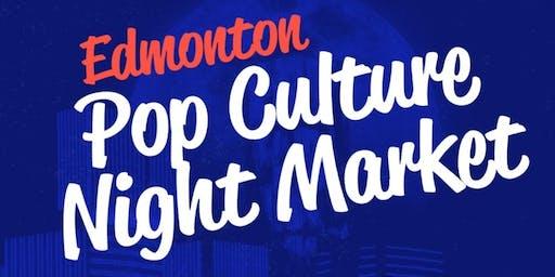 Pop Culture Night Market