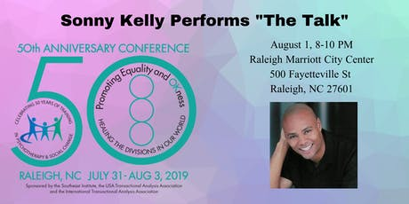 "Sonny Kelly Performs ""The Talk"" tickets"