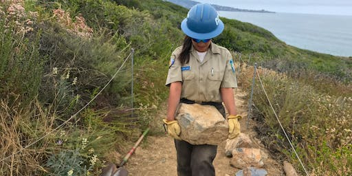 California Conservation Corps Paid Training Program for Young Adults 18-25