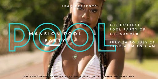 Pool Party & B!%@#
