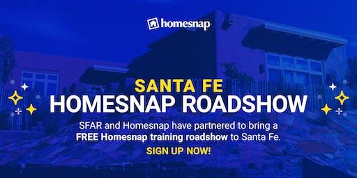 Santa Fe Homesnap Roadshow