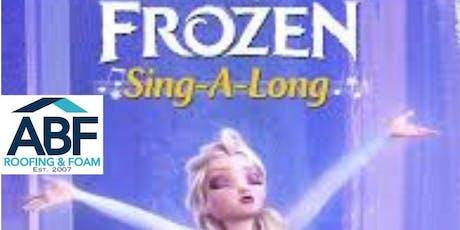 Friday Family Movie Night: Frozen: Sing-along tickets