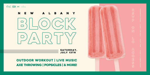 New Albany Block Party